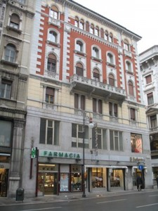 foto 2 - edificio farmacia - vista C.so Italia PICCOLA